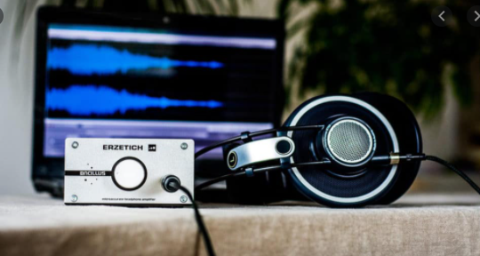 Best Headphone Amps Under 100
