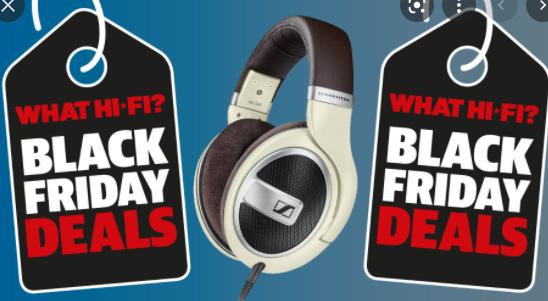 Sennheiser Headphones Black Friday Deals